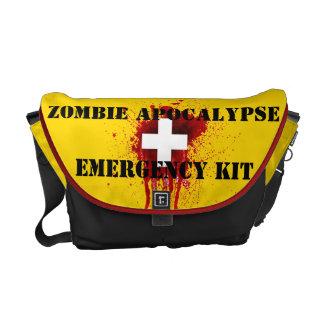 La bolsa de mensajero del equipo de la emergencia  bolsas de mensajeria