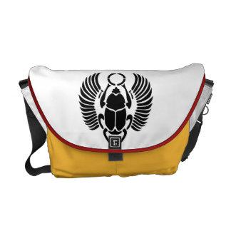 La bolsa de mensajero del escarabajo del escarabaj bolsas de mensajeria