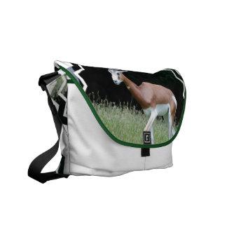 La bolsa de mensajero del Gazelle de Mhorr Bolsa De Mensajeria