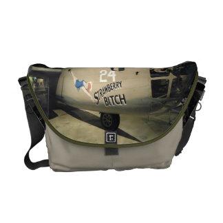 La bolsa de mensajero del libertador B24 Bolsas Messenger