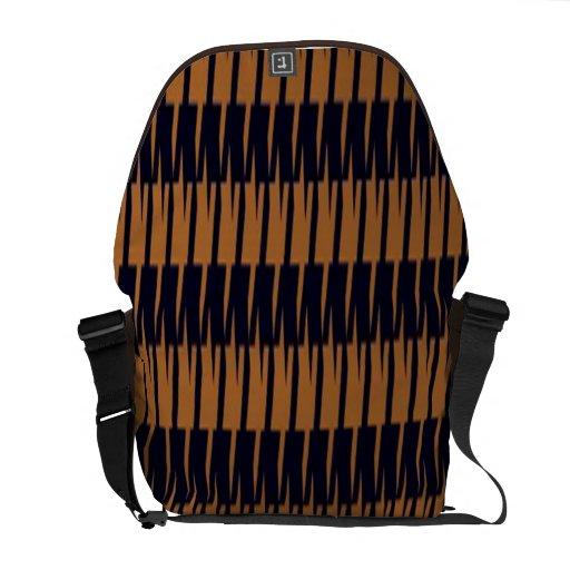 La bolsa de mensajero del modelo de la raspa de ar bolsa messenger