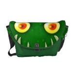 La bolsa de mensajero del monstruo bolsas de mensajería