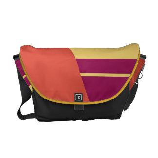 La bolsa de mensajero del ordenador portátil del b bolsa de mensajeria