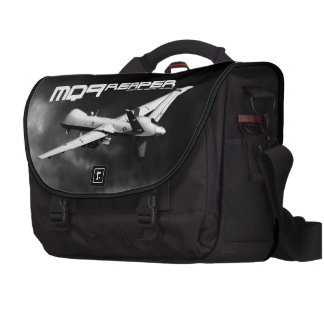 La bolsa de mensajero del ordenador portátil del bolsas de portatil
