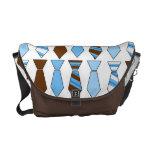 La bolsa de mensajero del papá - lazos lindos - gr bolsas de mensajeria