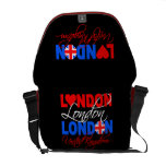 La bolsa de mensajero del personalizado de Londres Bolsas Messenger