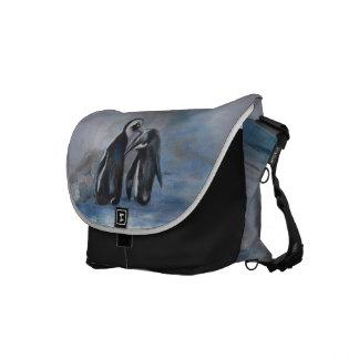 La bolsa de mensajero del pingüino bolsa de mensajeria