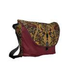 La bolsa de mensajero del Pre-Raphaelite de Willia Bolsas Messenger