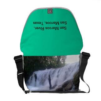La bolsa de mensajero del río San Marcos Bolsas De Mensajería