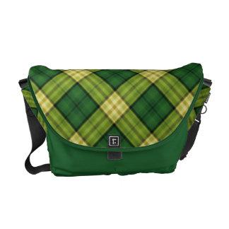 La bolsa de mensajero escocesa bolsas de mensajeria