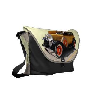 La bolsa de mensajero especial del ~ de Chevy Bolsa De Mensajeria