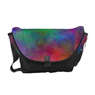 La bolsa de mensajero etérea del arco iris/del car bolsa messenger
