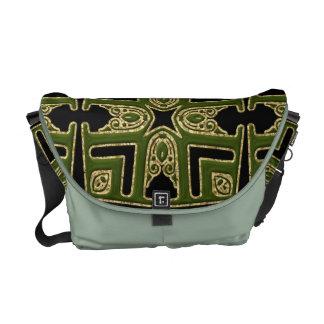 La bolsa de mensajero étnica del diseño bolsas de mensajería