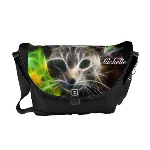 La bolsa de mensajero extrema del fractal del gati bolsas messenger
