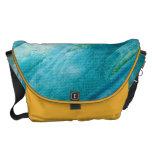 La bolsa de mensajero feliz de los colores bolsas de mensajería