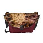 La bolsa de mensajero festiva de los conos del pin bolsa messenger