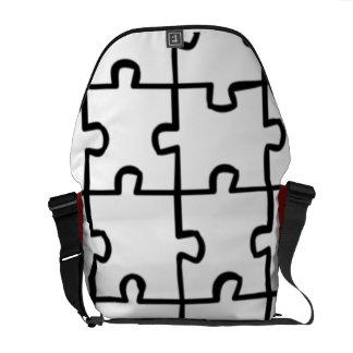 La bolsa de mensajero gigante del ordenador portát bolsa de mensajeria