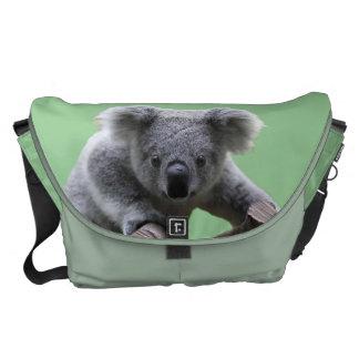 La bolsa de mensajero grande de la koala bolsas messenger