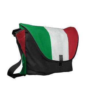 La bolsa de mensajero grande el | Tricolore Italia Bolsas De Mensajeria