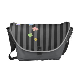 La bolsa de mensajero ideal de la cascada de la bolsa messenger