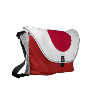 La bolsa de mensajero japonesa del carrito de la b bolsas messenger