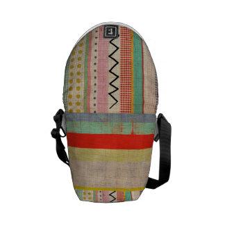 La bolsa de mensajero linda de Whismical Rupydeteq Bolsas Messenger