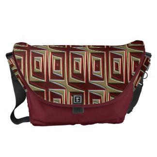 La bolsa de mensajero moderna del nativo americano bolsas messenger