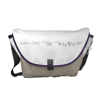 la bolsa de mensajero, oscilador armónico bolsa messenger