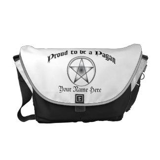 La bolsa de mensajero pagana de encargo del orgull bolsas de mensajería
