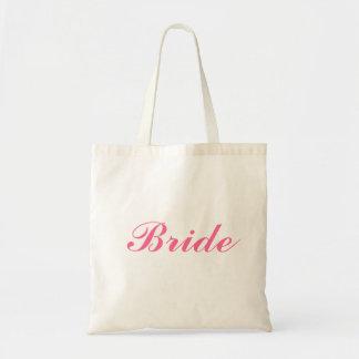 La bolsa de mensajero personalizada novia