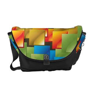La bolsa de mensajero por encargo del carrito cero bolsa de mensajeria