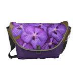 La bolsa de mensajero púrpura del carrito de la or bolsas messenger