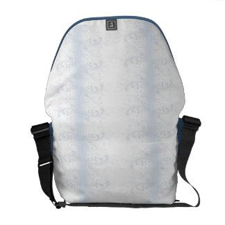 La bolsa de mensajero simple de los rizos bolsa de mensajeria