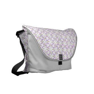 La bolsa de mensajero sorprendente del carrito bolsa de mensajería