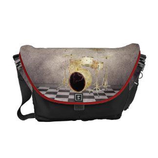 La bolsa de mensajero surrealista del carrito de l bolsa messenger