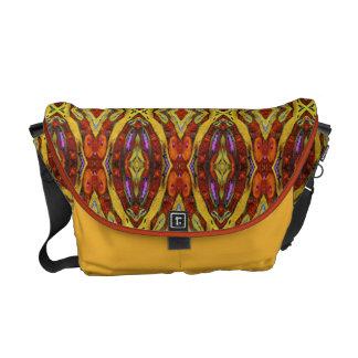 La bolsa de mensajero tribal bolsa messenger