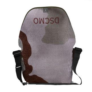 La bolsa de mensajero tricolora de la OTAN de DSCM Bolsa De Mensajeria
