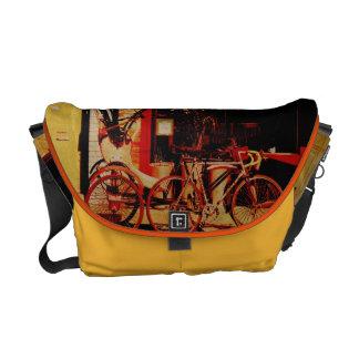 la bolsa de mensajero urbana del carrito del velor bolsas messenger