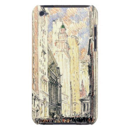 La Bolsa de Nuevo York 1904 iPod Case-Mate Coberturas