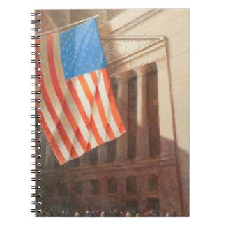 La Bolsa de Nuevo York 2010 Libretas Espirales