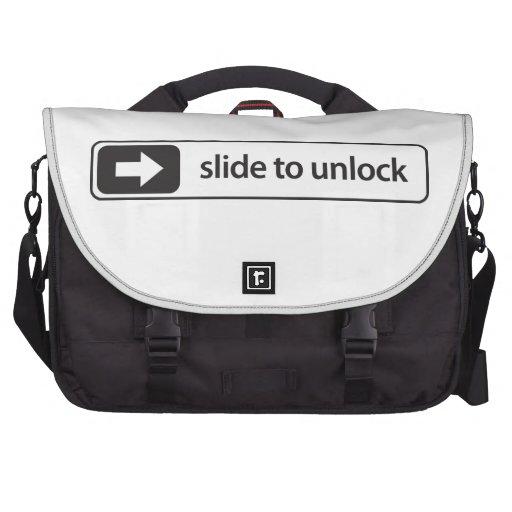 la bolsa de ordenador portátil Individual forma
