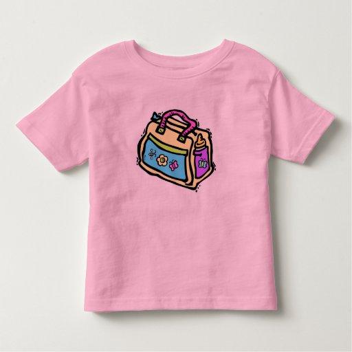 La bolsa de pañales t-shirt