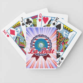 La Bolt, SD Bicycle Poker Cards