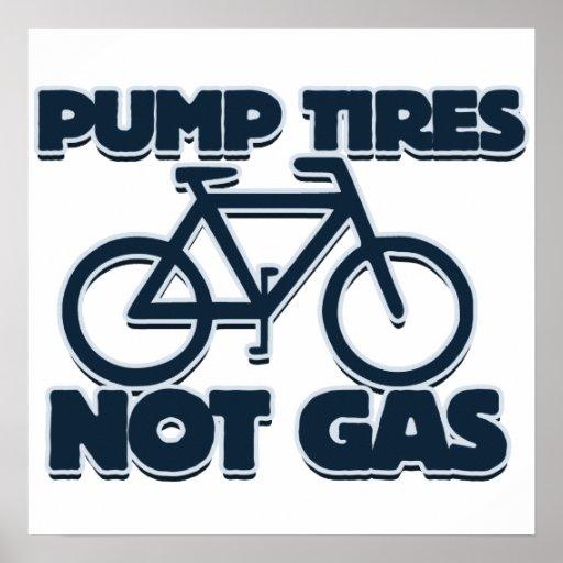 La bomba cansa no el gas posters
