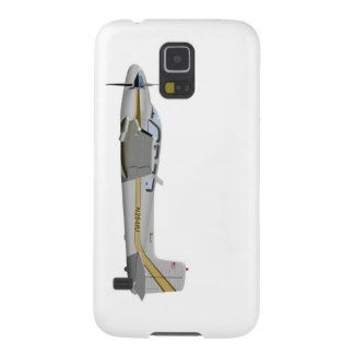 La bonanza gemela 452452 de Beechcraft J50 Funda Para Galaxy S5