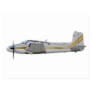 La bonanza gemela 452452 de Beechcraft J50 Postal