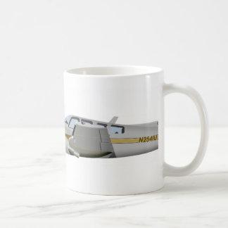 La bonanza gemela 452452 de Beechcraft J50 Tazas De Café