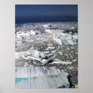 La bonanza sobre Groenlandia Impresiones