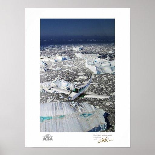 La bonanza sobre Groenlandia Posters