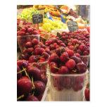 La Boqueria Market, Barcelona, Spain Postcard